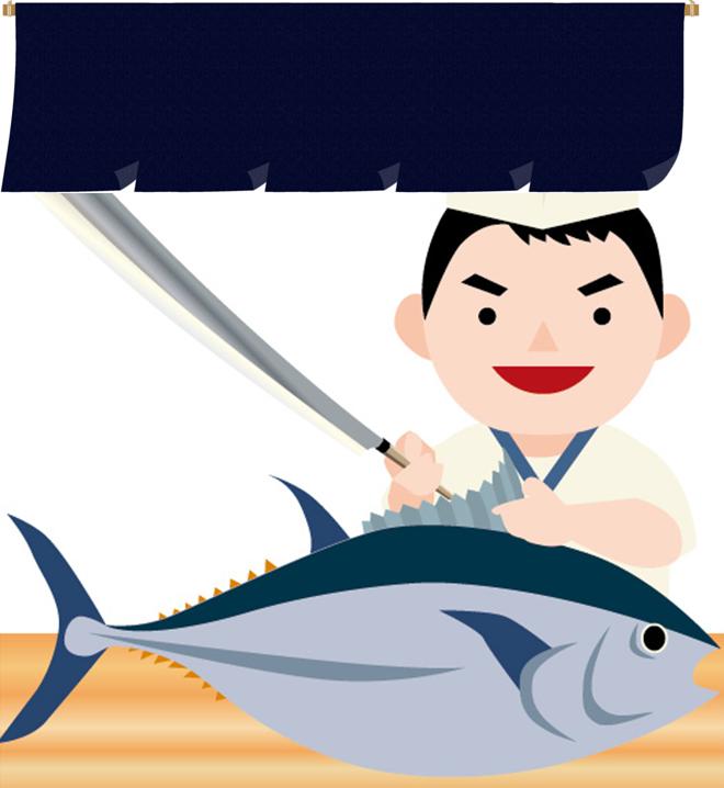 【白金台】鮮魚スタッフ★時給1400円★駅チカのお仕事 イメージ