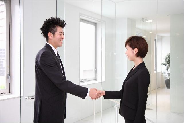 第45話 退職の挨拶の仕方とマナー イメージ