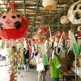 47都道府県から、30,000個の風鈴が集う「川崎大師風鈴市」 イメージ