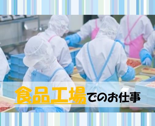 【国府津】惣菜製造☆時給1200円★工場勤務 イメージ