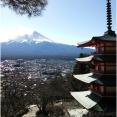 外国人に人気の、富士山の風景 イメージ