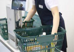 【代々木・北参道】スーパーのレジ運営業務◇正社員*月収20万~◇ イメージ