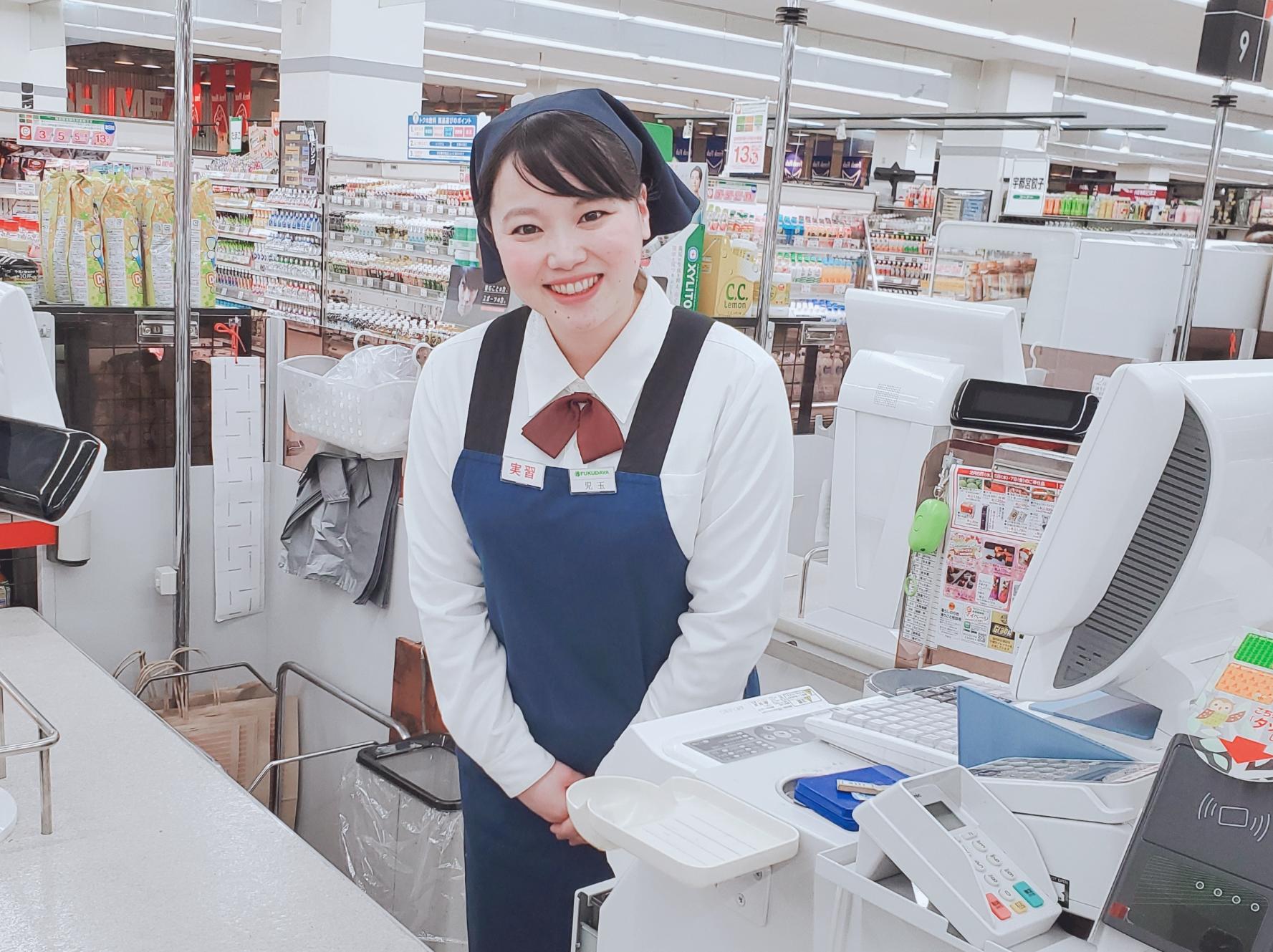 【アピタ松任店】レジスタッフ★時給1100円★週2日~OK! イメージ