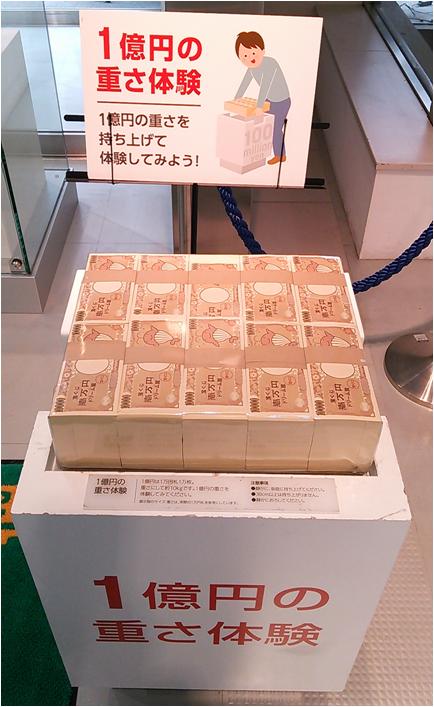 体感! 1億円の重み イメージ
