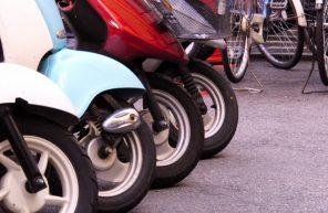 バイクや自転車通勤OK!