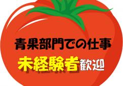 【与野】青果☆時給1000円♭制服一部貸与 イメージ